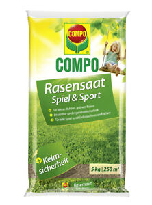 10 kg-Gazon Graines raasensaat sport pelouse Substral pelouse graines sport et jeu