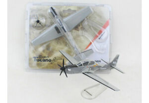 Lupa Embraer Super Tucano, Scale 1:100, Model Plane - New in Blister Pack