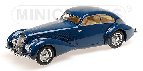 Minichamps 107139821 - Bentley Embiricos 1939 bleu  1 18