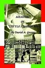 Memoirs of a Little Italian Boy by David A Govoni (Paperback / softback, 2002)