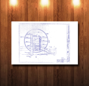 A0206 Spaceship Earth Blueprint