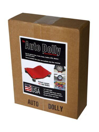 "Set of 2 Auto Dolly Standard 8/""x16/"" Vehicle Wheel Tire Car Body Shop Mechanic"