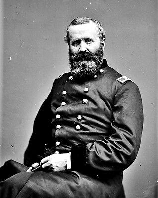 New 8x10 Civil War Photo: Union - Federal General Alexander Hays