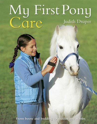 (EX-LIBRARY) 0753413256 My First Pony Care Draper, Judith