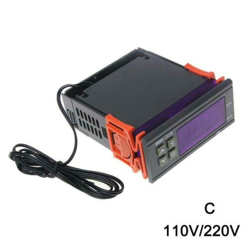 NEW 12V//24V//110V//220V STC-1000 Digital Temperature Controller Thermostat.