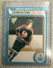 "1979-80 O-Pee-Chee Wayne Gretzky Rookie "" REPRINT"" Card # 18 Nrmt to Mint"