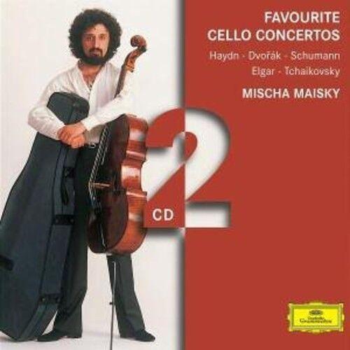 Misha Maisky - Favourite Cello Concertos [New CD] UK - Import