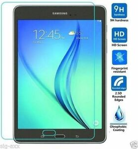 """Genuine Tempered Glass Screen Protector For Samsung Galaxy Tab E 9.6"""" T560 T561 5055537612443"""