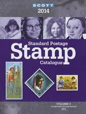2014 Scott Standard Postage Stamp Catalogue Vol. 3 : Countries of the World G-I