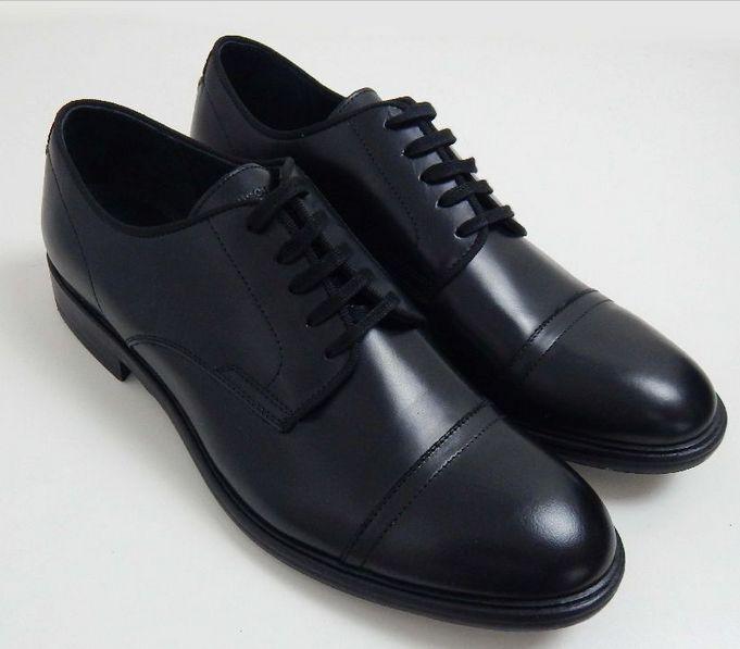 LEDERSCHUHE GRÖßE 43 italienische Herren Schuhe