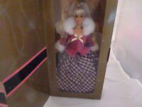 Mattel Winter Rhapsody Barbie Toys