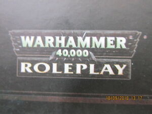 Bien Informé Warhammer 40,000 Damnés Villes Dark Heresy Rpg Très Bon état Hb Hc Très Bon état-afficher Le Titre D'origine