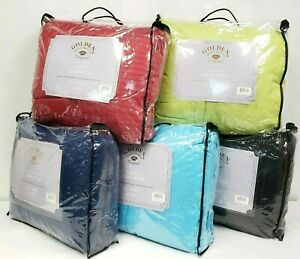 Reversible-Comforter-Microfiber-1-Piece-Many-Different-Colors-Queen-amp-King-NEW