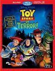 Toy Story of Terror 0786936843330 Blu Ray Region a
