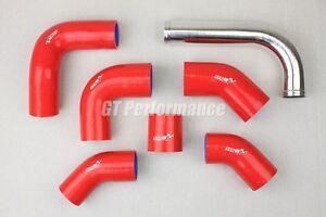 Kit 6 durites silicone Seat Ibiza Cupra TDI 160 piping Echangeur turbo durite