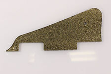 Gold Glittler Sparkle Pickguard fits Gibson Les Paul
