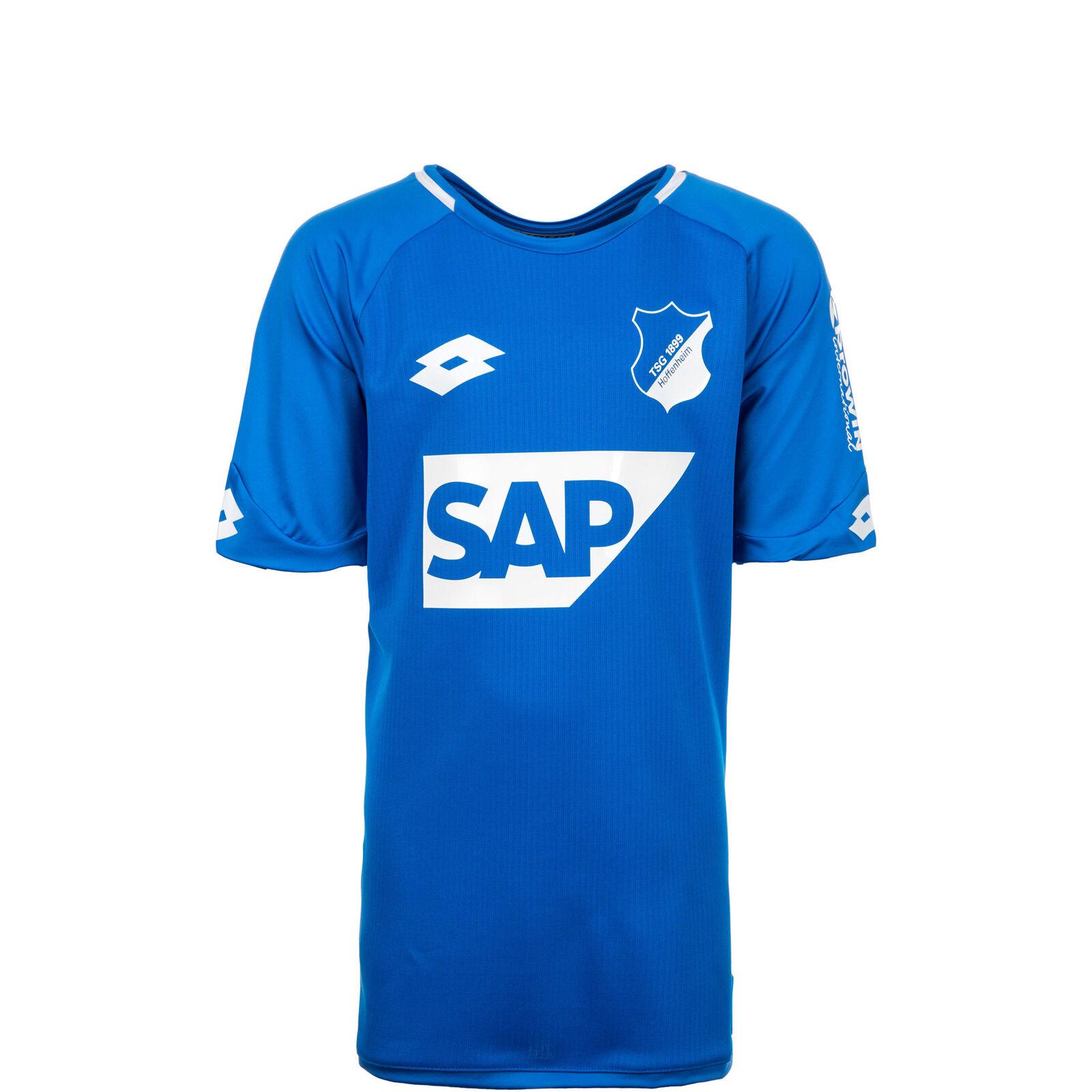 Lotto 1899 Hoffenheim Trikot Home 2018/2019 Kinder Blau NEU