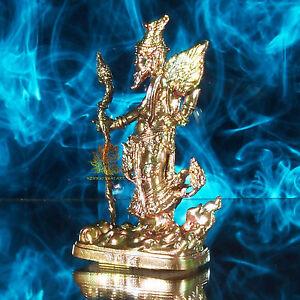 Thai Amulet Phor Kae Lersi DernDong Samrit Wat SanMaMao BE2559