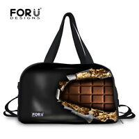 Women's Fitness Tote Travel Yoga Bag Gym Sport Bags Diaper Bag Customizable Gift