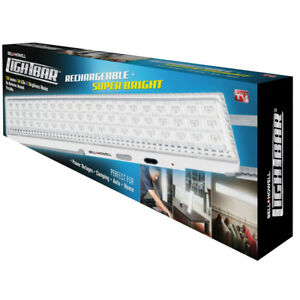 Rechargeable led light bar ebay image is loading rechargeable led light bar aloadofball Choice Image