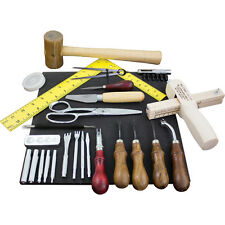 Springfield Leather Company Basic Leather Craft Construction Tool Set 144-240000