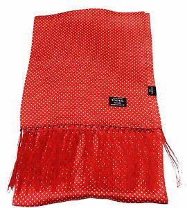 Tootal-Vintage-Parka-Red-100-Silk-Scarf
