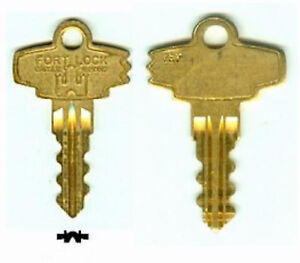2 Snap On Tool Box Kra Replacement Keys Cut To Codes