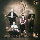 Groove Machine (CD, Jun-2012, Blue Griffin Recording)