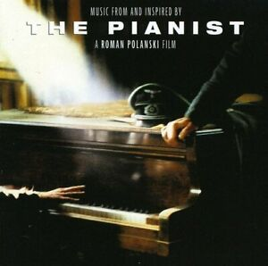The-Pianist-Original-Motion-Picture-Soundtrack-Various-NEW-CD