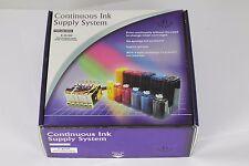 CISS CIS Continuous Ink System Fits Epson R200 R220 R300 R300M R320 R330 Non OEM