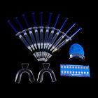 Pro Kit de Blanchiment des Dents Hygiène Rapide Dentaire Blanc Gel Oral lumière