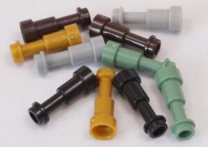 Audacieux Lego - 10 X Télescope/jumelles En Cinq Couleurs/64644 Article Neuf-afficher Le Titre D'origine