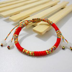 Sinnvoll Gewebtes Armband Handgefertigte Buddhistische Knoten Seil Tibetischen Hot Wir Nehmen Kunden Als Unsere GöTter