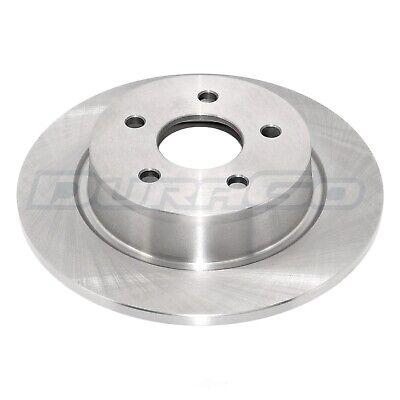 Dura International BR901282 Rear Solid Disc Brake Rotor