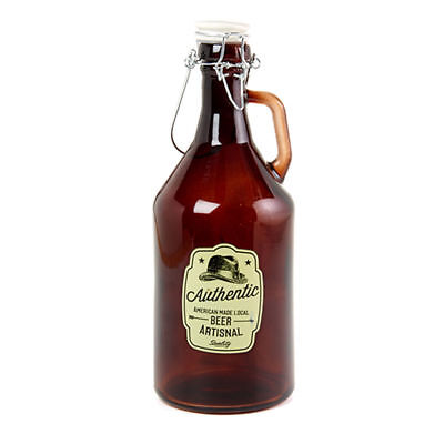 Other Bar Tools & Accessories Aspiring Reutilizable Growler 1981ml 2l Auténtico American Made Local Beer Artisanal High Quality Goods Bar Tools & Accessories