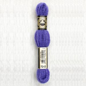 8m SKEIN DMC Tapestry Wool Colour 7107 DARK CARNATION