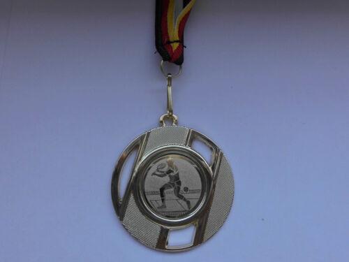 Tennis Herren Pokal Kids 20 x Medaillen Deutschland-Band Turnier Emblem Pokale