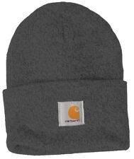 a60c2cfffa2397 Carhartt Acrylic Watch Beanie Knit Men's Stocking Cap Warm Winter Hat  Authentic