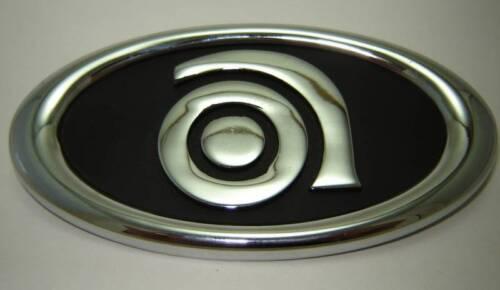 Bass Amp Emblem Large Metal Ampeg Logo NOS