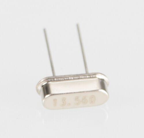 Quarz 13,560 MHz HC49S DIP #1030