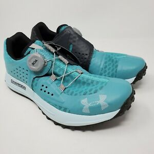 Size 9.5 BOA Fishing Shoes Green