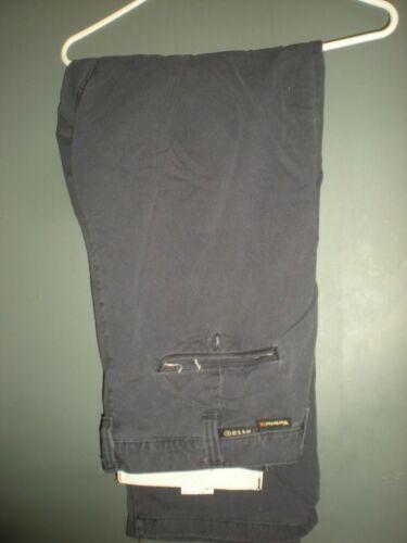 Workrite FR 2112 33x34 WESTEX ULTRASOFT Navy Pants ARC12.4 431UT95NB V Good