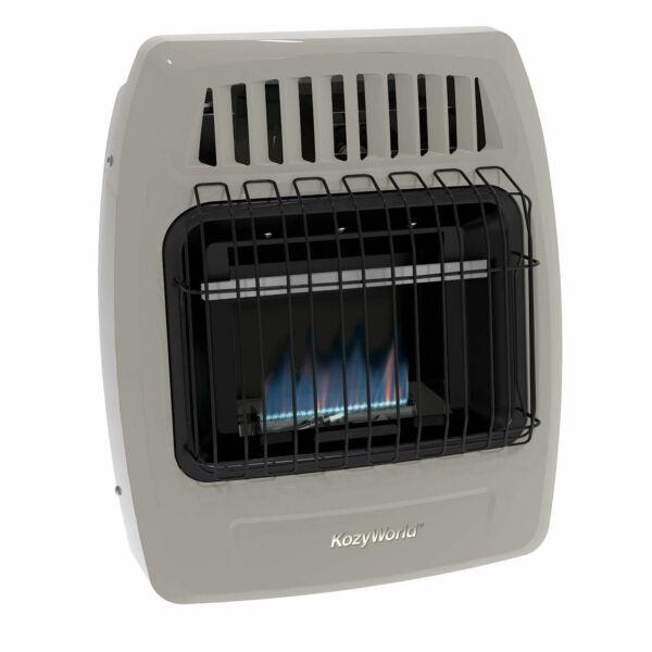 LP Kozy World Propane Ambient Space Heater