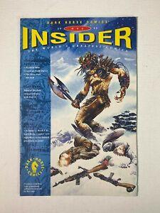 Dark-Horse-Insider-May-1993-Predator-Cover