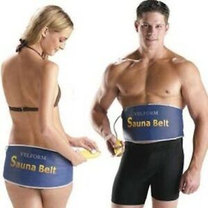 Sauna-weight-loss-Belt-slimming