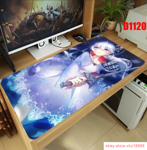 Anime Mouse Pad RWBY Ruby Rose Weiss Schnee Yang Xiao Long Large PC Keyboard Mat