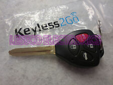 NEW - Uncut Toyota Security Remote Head Keys Transmitter Remote Fob