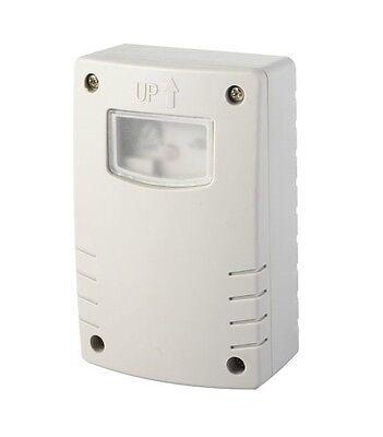 Dämmerungsschalter CZ-2 Zeitschaltuhr/Timer Dämmerungssensor Licht/3-200 LUX GTV