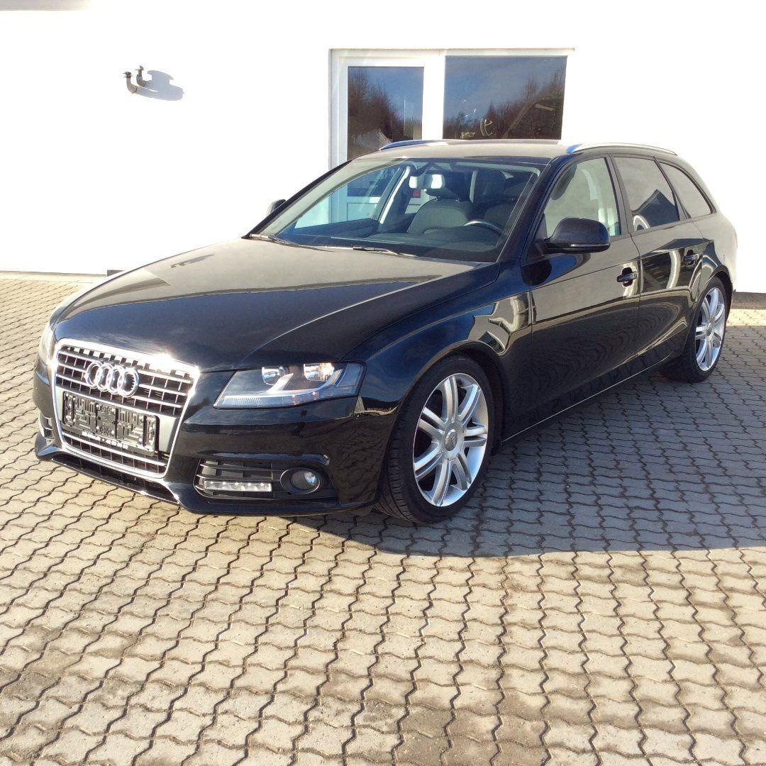 Audi A4 1,8 TFSi 120 Avant 5d - 119.800 kr.