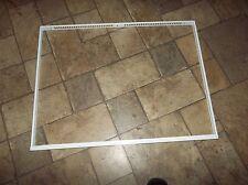 Jenn-Air W30400W  white  oven door frame  part # 71001830
